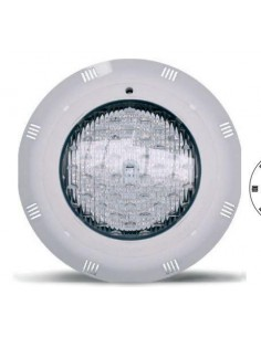 Foco plano LED blanco 17W